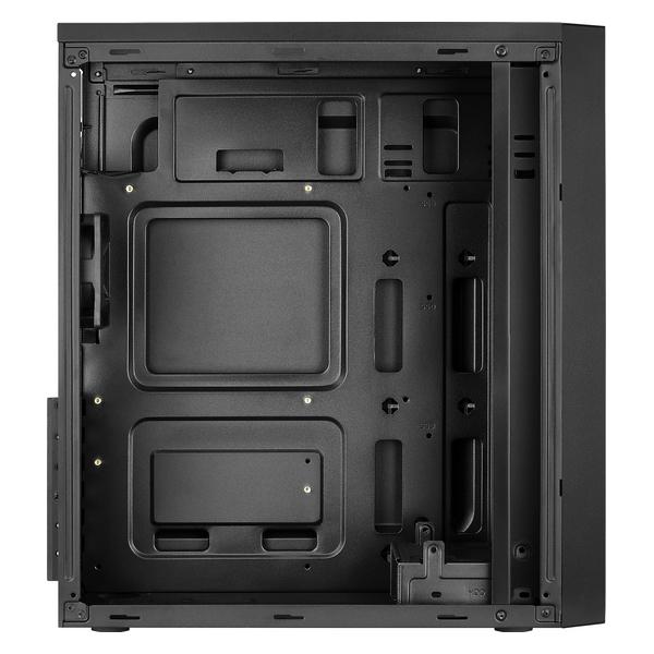 "ATX Semi-tower Box Aerocool CS1103 5,25"" USB 3.0 Black"