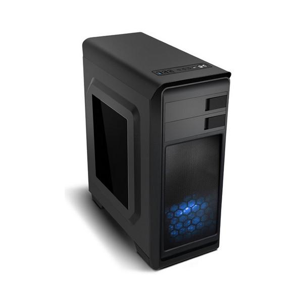 ATX Semi-tower Box NOX NXMODUSB