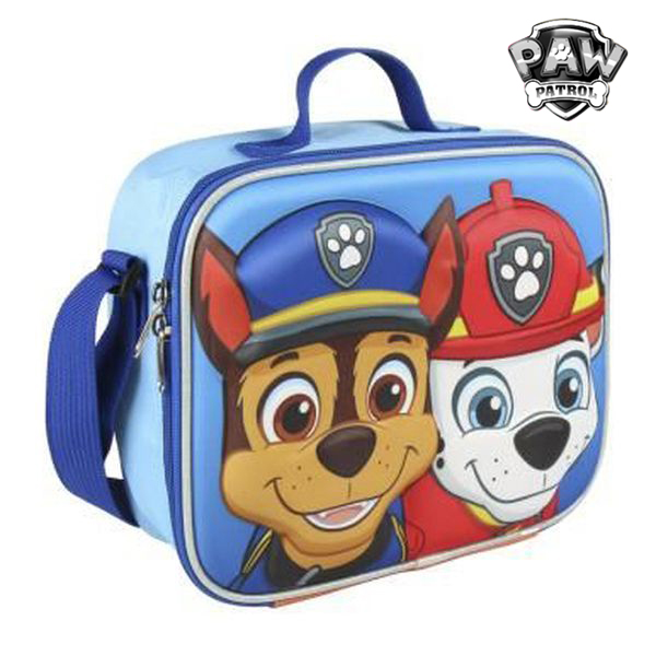 3D Thermal Lunchbox The Paw Patrol 4683
