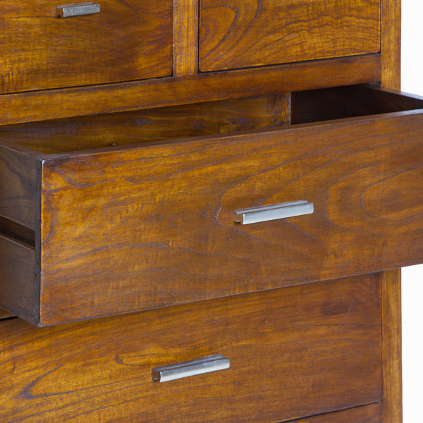 7-draw chest - Chocolate Collection by Craften Woo